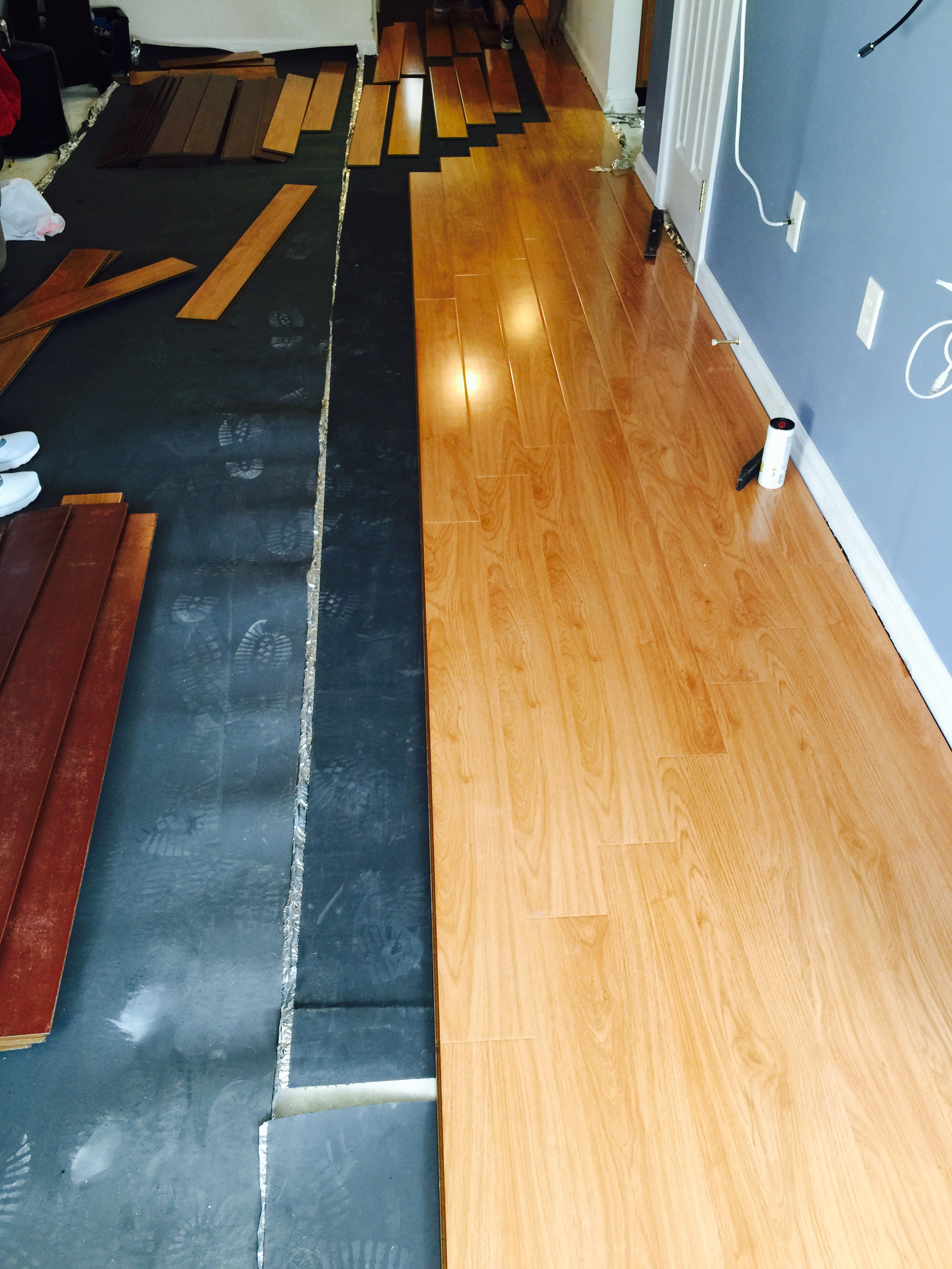 in hardwood hill floor offered beautiful spring flooring home walkout services laminate